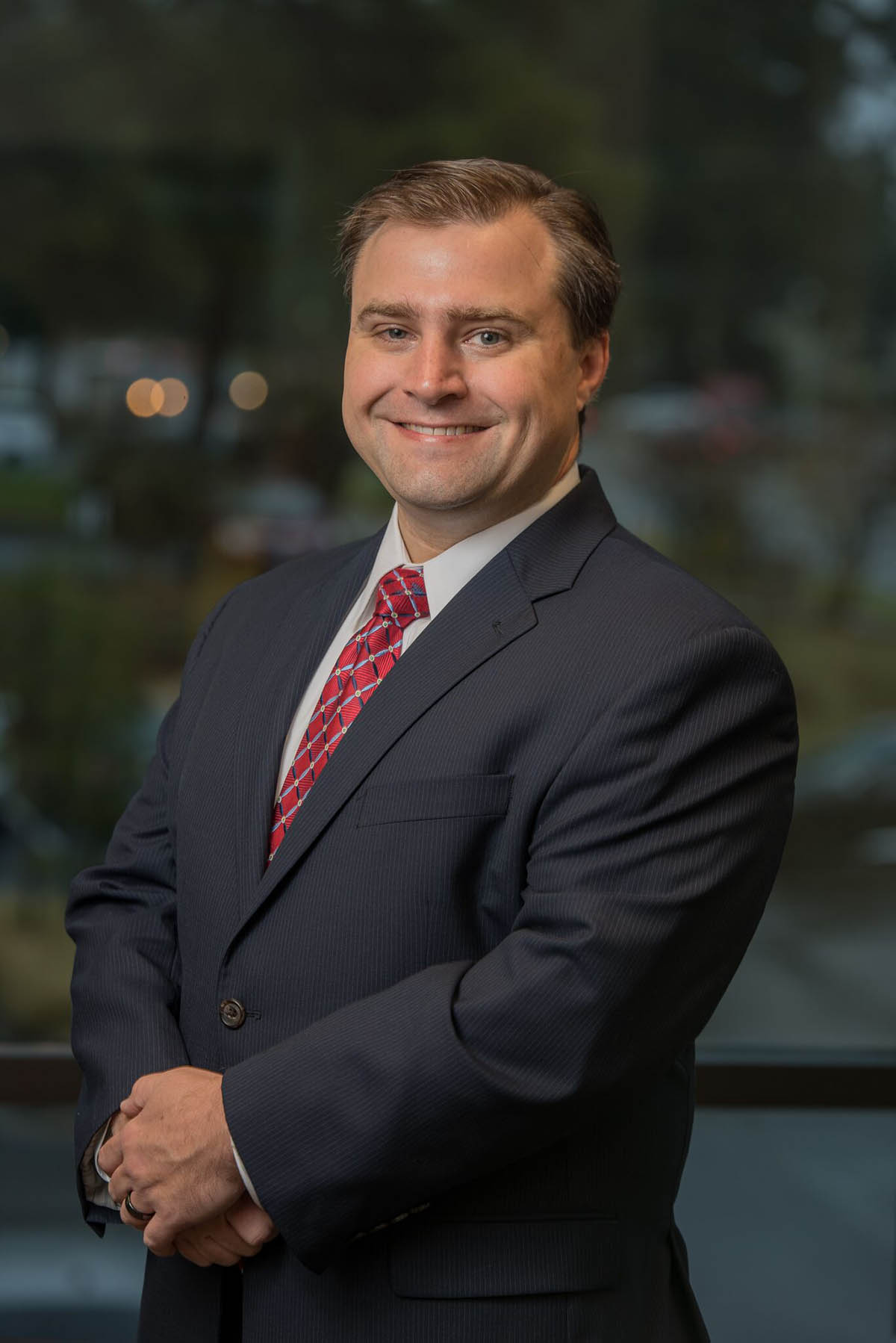 photo of Doctor Ryan Mckenna, the Doctor at Amarillo Spine Institute, looking friendly